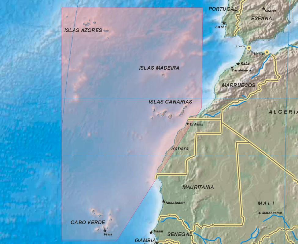 En que pais esta cabo verde mapa - Cabo verde senegal ...