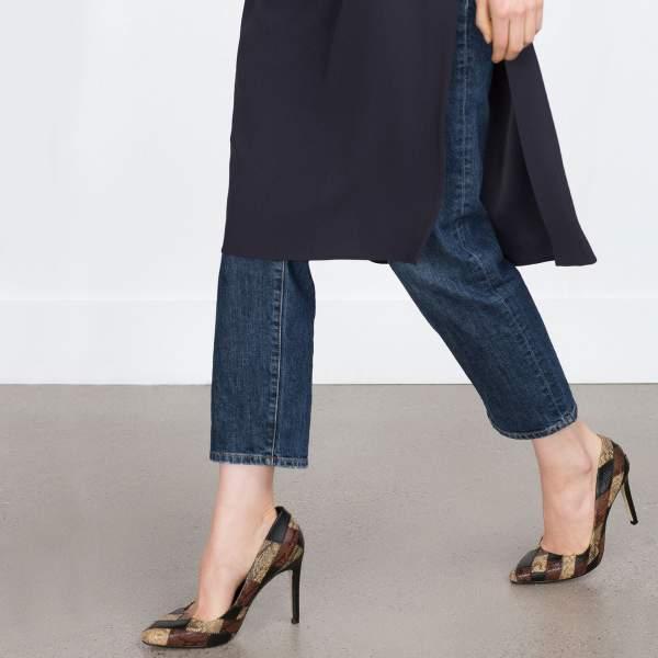 7be5acbc5 Zapatos Zara Mujer para Temporada Otoño Invierno 2015 -2016, calzado ...