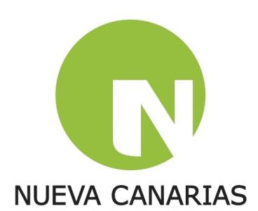 logo nueva canarias - Nueva Canarias ( NC ) propugna la creación inmediata de un comité técnico para planificar el nuevo curso escolar