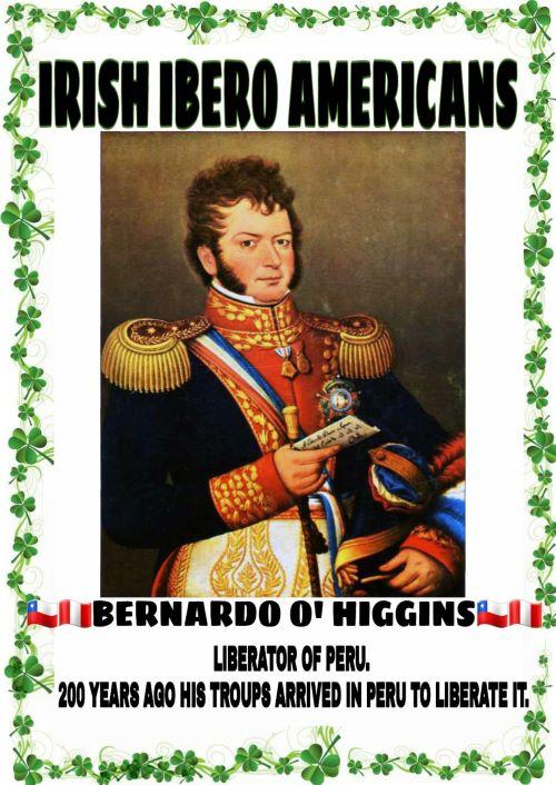 Bernardo O´Higgins - La gran participación Iberoamericana en el desfile del inicio de la primavera en Londres suspendida por el #Coronavirus Covid-19