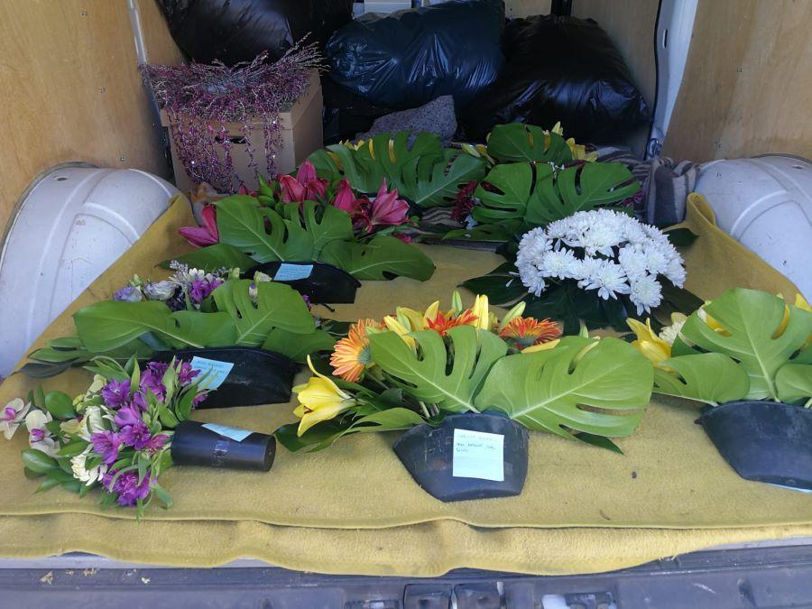AYTO RINDE MERECIDO RECUERDO A LAS MADRES 7 1 - Fuerteventura.- Puerto del Rosario ofrenda a las madres que descansan en los cementerios municipales