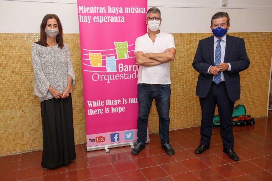 """BarriosOrquestados8 900x600 - Fundación """"la Caixa"""" y CaixaBank impulsan la labor integradora de Barrios Orquestados"""