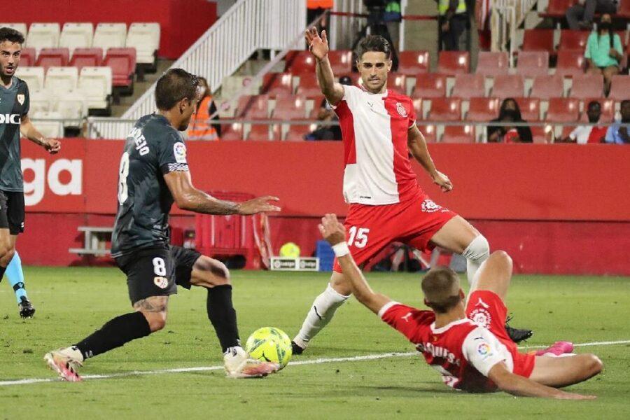 Giron FC 0 Rayo Vallecano 2 900x600 - Girona FC 0 - Rayo Vallecano 2 ( Playoff Ascenso )