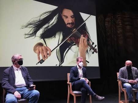 Joven Orquesta Canarias - La Joven Orquesta de Canarias se estrena por primera vez en el Festival Internacional de Música de las Islas