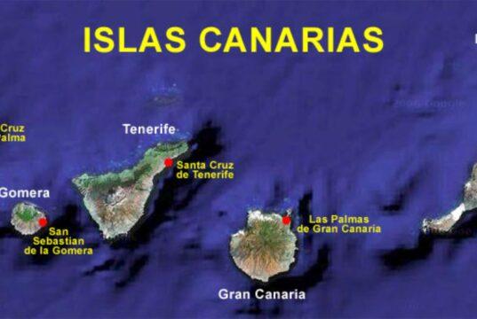 Mapa Canarias 537x360 - Noticanarias.-Noticias Canarias - Últimas   Noticias de Canarias,España,Europa,México y el Mundo