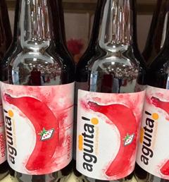 cerveza aguita de Platano rojo - Alcampo incorpora a sus lineales de Canarias  la primera cerveza artesana de plátano rojo